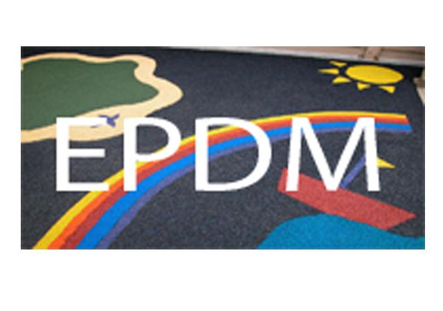 EPDM FLOORING & POLES